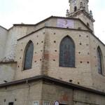 Gandia(ガンディア)旧市街にあるカテドラル