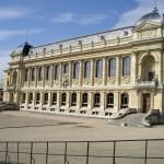 パリ植物園の中にある国立自然史博物館。