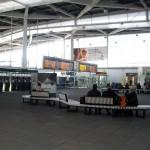 駅構内は利用客がそれ程多くないからか、ベンチも少なめ。