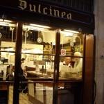チュロスとチョコラテのお店「Dulcinea」。