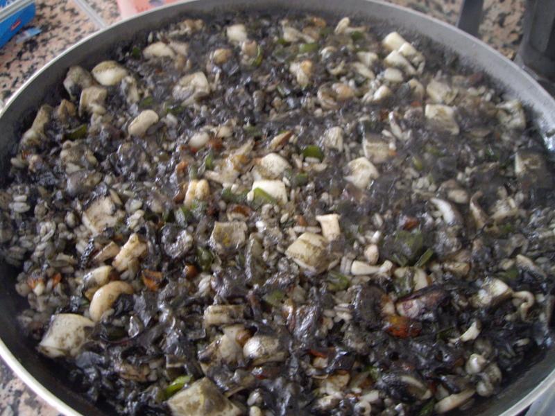 お米が炊き上がりました。