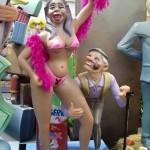 殆どの人形はうつくしいと言うよりはグロテスク。
