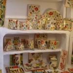 ムルシアの陶器。