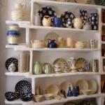 アンダルシア地方の陶器。
