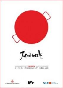 Japanweekのポスター。