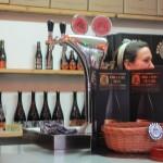 最近はご当地ビール的なものが流行っているんですが、ビールのブースの数増えていました。