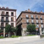 こういう雰囲気の建物はバレンシアにはありません。