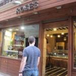 ROSESというパン屋さん。