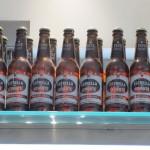 ムルシアでよく見かけたEstrella Levanteというビール。