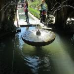 ヘネラリフェの噴水。