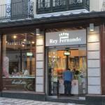 Rey Fernandoというお店。