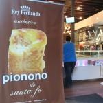pionono(ピオノノ)の大きな看板。