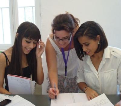 大学受験準備コース:Hispania, escuela de español(イスパニア・エスクエラ・デ・エスパニョール)