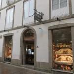 可愛いアクセサリーのお店。ホタテ貝モチーフがオススメ。