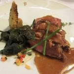イノシシの肉。