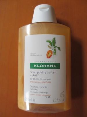 Kloraneのマンゴーバターシャンプー