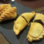 前菜のEmpanada Argentina(エンパナダ・アルヘンティーナ)