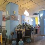 La Torattoriaの店内。