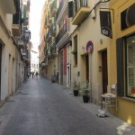 Calle Missión(ミッション通り)。