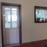 こちらが、ワイン醸造家の方のラボラトリー。