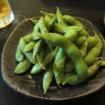 おいしい枝豆。