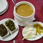 まずスープ!