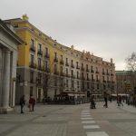 Hostal Central Palaceの並びは、オペラ!