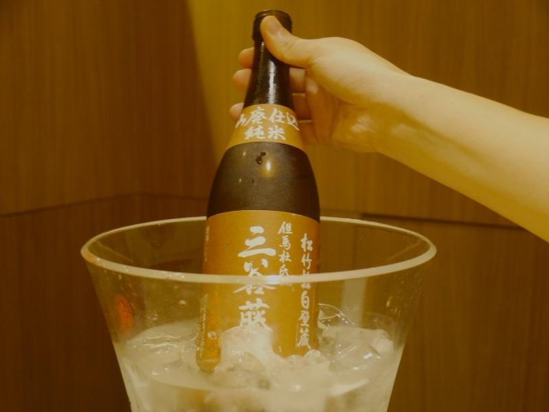 おススメの日本酒。