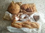 今回「Norno San Bartolomé」で買ったパン。