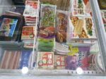 冷凍納豆3パック2.85ユーロ