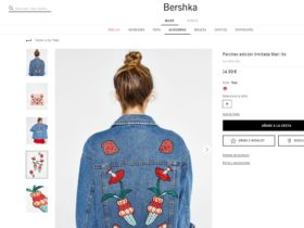 画像はBershkaサイトからお借りしています。