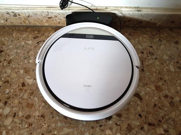 激安のお掃除ロボット「ILIFE Vs3 Pro」