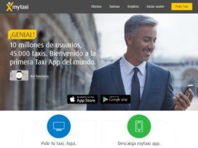 スペイン語が出来なくても使えるタクシーアプリmyTaxi