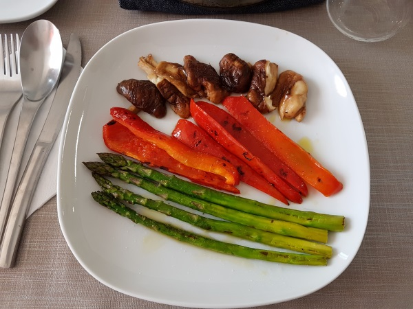 またしても焼き野菜。はまっております。