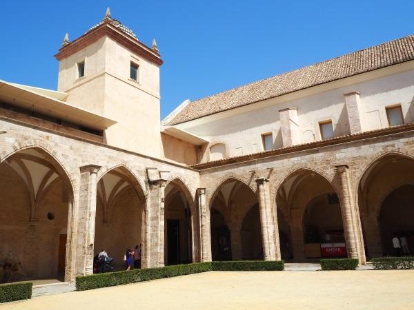 バレンシア旧市街の美術館「Centre del Carme」(Antiguo Convento del Carmen)
