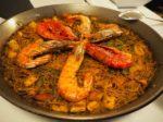 魚介と野菜のFideuá(フィデウア)