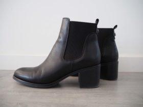 Alpe Women Shoesのサイドゴアブーツ