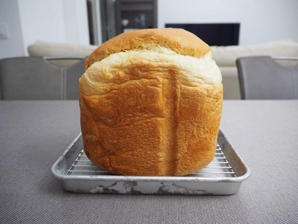 HARIMSAの強力粉で焼いた食パン。