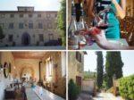 イタリア・アレッツォ郊外のワイナリー「Villa La Ripa」