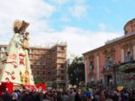 火祭り最終日(3月19日)翌日のビルヘン広場。