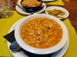 「Casas de Irati」のPochas(ポチャス。豆料理)